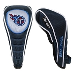 Tennessee Titans Shaft Gripper Fairway Head Cover