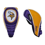 Minnesota Vikings Shaft Gripper Utility Head Cover
