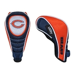 Chicago Bears Shaft Gripper Utility Golf Head Cover
