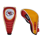 Kansas City Chiefs Shaft Gripper Utility Head Cover