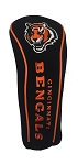 Cincinnati Bengals Neoprene Golf Head Cover