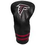 Atlanta Falcons Vintage Golf Driver Head Cover