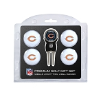 Chicago Bears 4 Ball Golf Gift Set