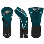 Philadelphia Eagles Driver Golf Club Head Cover