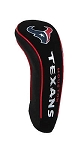 Houston Texans Neoprene Golf Headcover