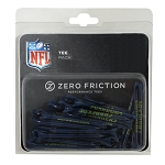 Los Angeles Chargers Zero Friction 50 Tee Pack