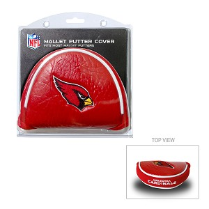 Arizona Cardinals Mallet Golf Putter Cover