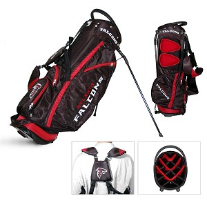 Atlanta Falcons Team Golf NFL Fairway Stand Golf Bag