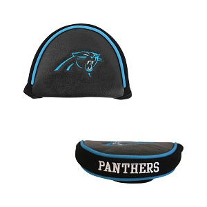 Carolina Panthers Mallet Golf Putter Cover