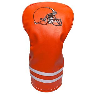 Cleveland Browns Vintage Golf Driver Head Cover