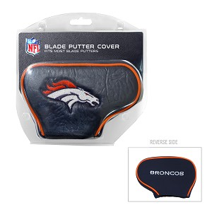 Denver Broncos Blade  Golf Putter Cover