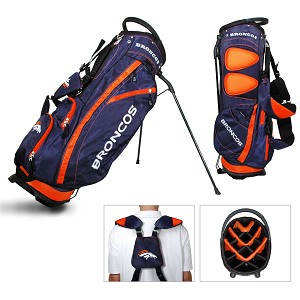 Denver Broncos Team Golf Nfl Fairway Stand Bag