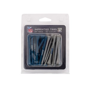 Detroit Lions 50 Imprinted Golf Tee Pack