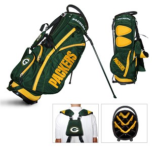 Green Bay Packers Team Golf NFL Fairway Golf Stand Bag