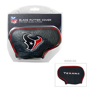 Houston Texans Blade Golf Putter Cover