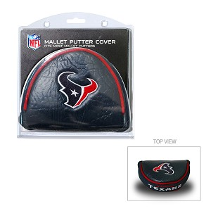 Houston Texans Mallet Golf Putter Cover