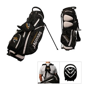 Jacksonville Jaguars Team Golf NFL Fairway Stand Bag