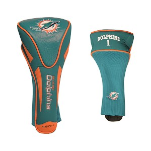 Miami Dolphins Apex Driver Golf Head Cover