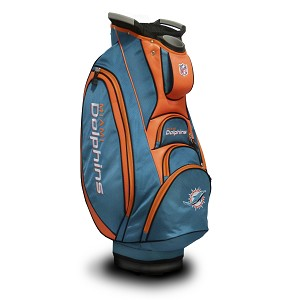 Miami Dolphins NFL Team Victory Golf Cart Bag
