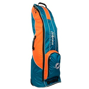 Miami Dolphins Golf Travel Bag