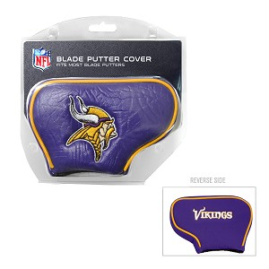 Minnesota Vikings Golf Blade Putter Cover