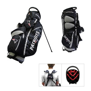 New England Patriots NFL Fairway Golf Stand Bag