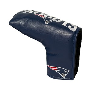 New England Patriots Vintage Blade Golf Putter Cover