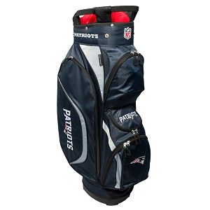 New England Patriots Clubhouse Golf Cart Bag