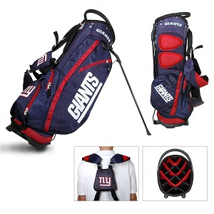 New York Giants Team Golf NFL Fairway Stand Bag