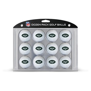 New York Jets Dozen Pack Golf Balls