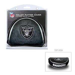 Raiders Mallet Golf Putter Cover