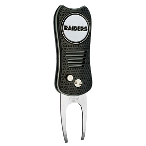 Raiders SwitchFix Golf Divot Tool
