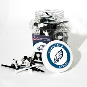 Philadelphia Eagles 175 golf Tee Jar