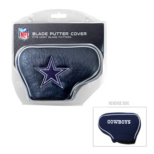 Dallas Cowboys Golf Blade Putter Cover