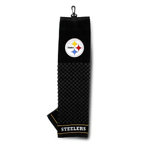 Pittsburgh Steelers Embroidered Golf Towel