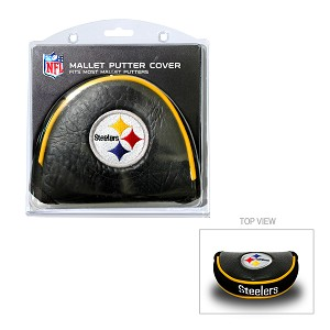 Pittsburgh Steelers Mallet Golf Putter Cover