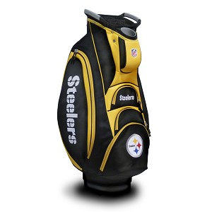 Pittsburgh Steelers NFL Team Victory Golf Cart Bag