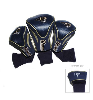 Los Angeles Rams NFL Contour Head Covers