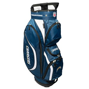 Los Angeles Chargers Clubhouse Cart Bag