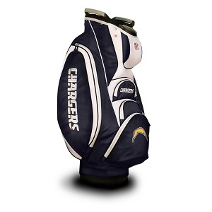 Los Angeles Chargers NFL Team Victory Cart Bag