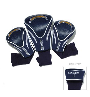 Los Angeles Chargers NFL Contour Head Covers