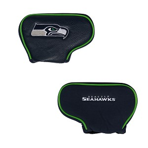 Seattle Seahawks Golf Blade Putter Cover