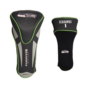 Seattle Seahawks Golf Driver/Apex Head Cover