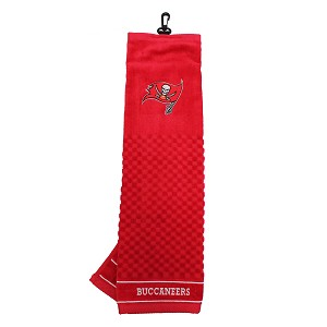 Tampa Bay Buccaneers Embroidered Golf Towel