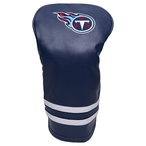 Tennessee Titans Vintage Driver Golf Head Cover