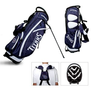 Tennessee Titans Team Golf NFL Fairway Stand Bag