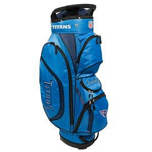 Tennessee Titans Clubhouse Golf Cart Bag