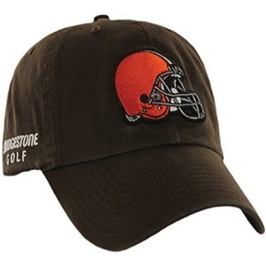 Cleveland Browns NFL Logo Bridgestone Golf Hat / Cap