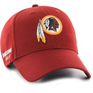 1e550ad87fc Washington Redskins NFL Logo Bridgestone Golf Hat   Cap