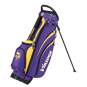 Minnesota Viking NFL Wilson Golf Stand Bag